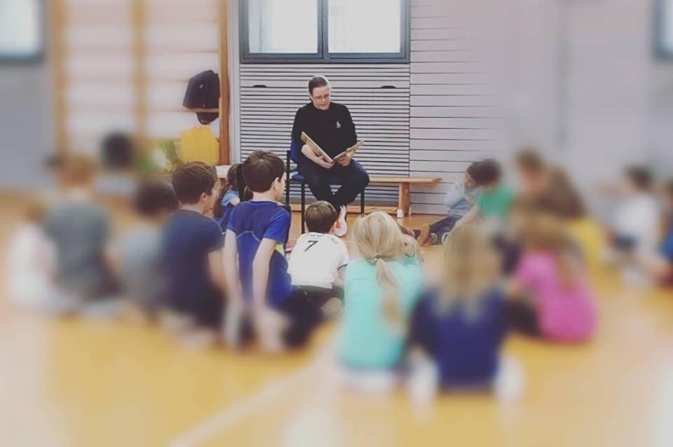 """""""Nicht mit mir!"""" Grundschule Maria-Ward"""